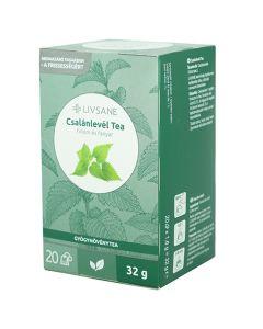 Livsane Csalánlevél filteres tea 20x