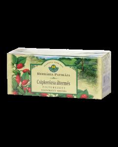 HERBÁRIA csipkehús filteres tea 25x3g