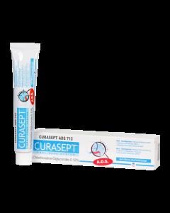 Curasept ADS 712 0,12% klórhexidin tartalmú fogkrém gél 75ml