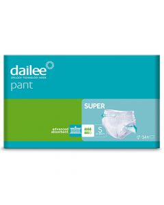 Dailee Pant Super 2110ml S 14x