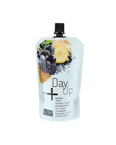 Day Up Black banán püré joghurttal zab és hajdinapehely 120g