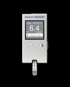 DCont Nemere vércukorszintmérő készülék