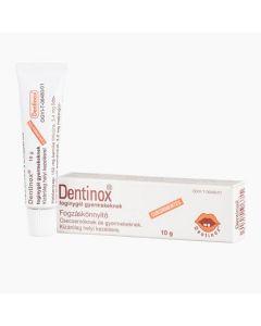 Dentinox fogínygél gyermekeknek 1x10g