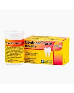 Dentocar forte tabletta 50x
