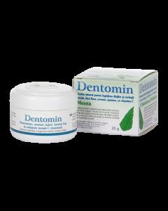 Dentomin H mentás habzó fogpor 25g