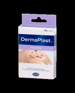 Dermaplast Sensitive vágható 10x