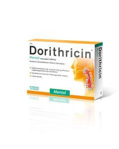Dorithricin szopogató tabletta 20x
