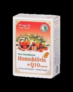 DR.CHEN Homoktövis+Q10 677mg lágyzselatin kapszula 30x