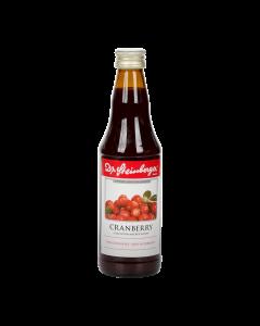 Dr.Steinberger Tőzegáfonya 100% ivólé 330ml