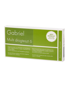 Gabriel Multi 6 drogteszt 2x