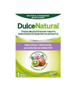 Dulco Natural tabletta kiwi és erdei mályva kivonattal 20x