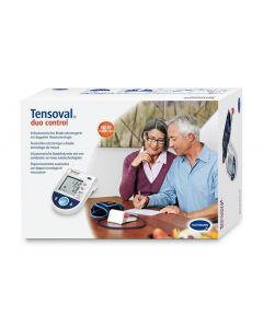 TENSOVAL Duo Control Large automata felkaros vérnyomásmérő mandzsettával