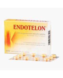 Endotelon 150 mg gyomornedv-ellenálló tabletta 20x
