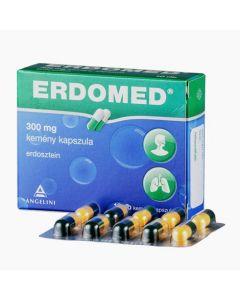 Erdomed 300 mg kemény kapszula 10x