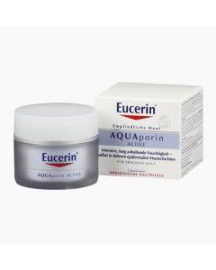 Eucerin AQUAporin Active arckrém száraz és érzékeny bőrre 50ml