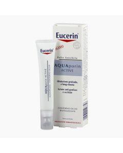 Eucerin AQUAporin Active hidratáló szemkörnyékápoló 15ml