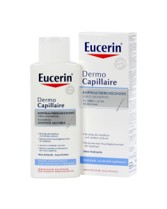 Eucerin DermoCapillaire 5% urea sampon 250ml
