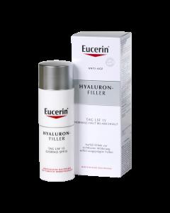 Eucerin Hyaluron-Filler ráncfeltöltő nappali arckrém normál, vegyes bőrre 50ml