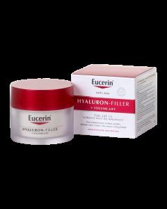 Eucerin Hyaluron-Filler+Volume Lift bőrfeszesítő nappali arckrém normál,vegyes bőrre 50ml