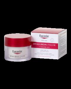 Eucerin Hyaluron-Filler+Volume Lift bőrfeszesítő nappali arckrém száraz bőrre 50ml