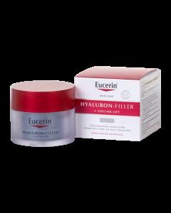 Eucerin Hyaluron-Filler+Volume Lift bőrfeszesítő éjszakai arckrém 50ml