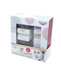 Eucerin Hyaluron-Filler+Elasticity nappali krém normál/vegyes bőrre+szemránckrém-50ml+15ml