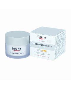 Eucerin Hyaluron-Filler Ráncfeltöltő nappali arckrém FF 30 50ml