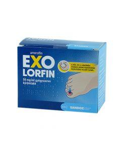 Exolorfin 50mg/ml gyógyszeres körömlakk 2,5ml