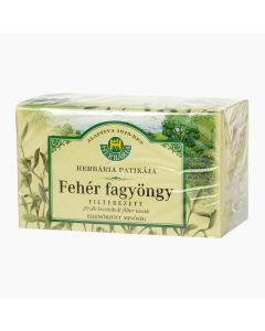 HERBÁRIA filteres borítékolt fagyöngy tea 20x1g