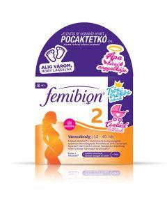 Femibion 2 +D3 filmtabletta+pocaktetkó 56x+56x