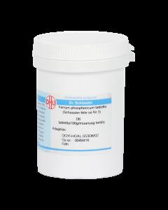 Ferrum phosphoricum tabletta (Schüssler 3) D6 100g