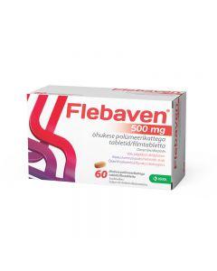 Flebaven 500 mg filmtabletta 60x | BENU Gyógyszertár Webshop