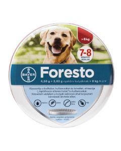Foresto bolhanyakörv 8 kg feletti kutyának 1x