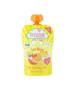 """Fruchtbar Bio """"Jó reggelt"""" narancs,mangó.alma,tönk 100g"""
