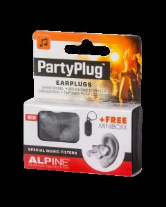 ALPINE Partyplug füldugó 1pár