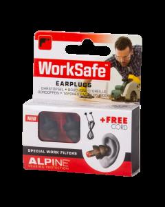 ALPINE Worksafe füldugó 1pár