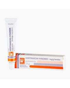 Gentamicin-Wagner 1 mg/g kenőcs 15g