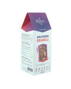 Hester's Life Girlpower Granola-Málnás granola 320g