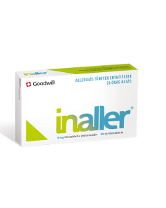 Inaller 5 mg filmtabletta 30x