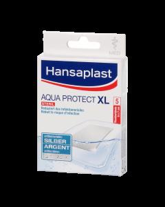 Hansaplast Med Silver Aquaprotect XL sebtapasz 5x