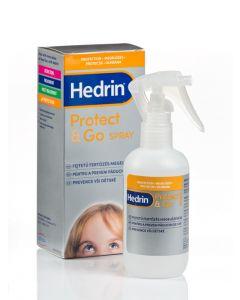 Hedrin Protect and Go fejtetű elleni megelőző spray 120ml