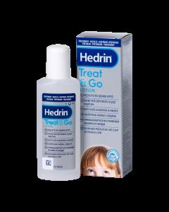 Hedrin Treat and Go tetűirtó oldat 50ml