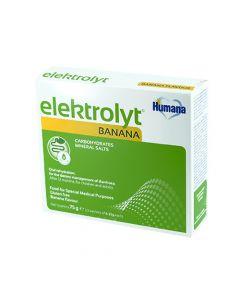 Humana Elektrolyt természetes banánaromával 75g