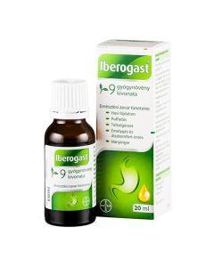 Iberogast belsőleges oldatos cseppek 20ml   BENU Gyógyszertár Webshop