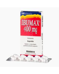 Ibumax 400 mg filmtabletta 10x
