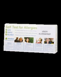 Imutest teszt légúti allergiára 1x