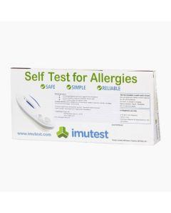 Imutest teszt tej allergiára 1x