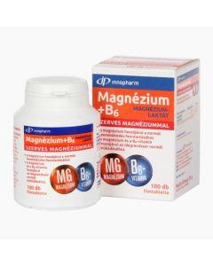 VitaPlus Magnesium lactat+B6 vitamin filmtabletta 100x (Innopharm)