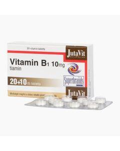 JutaVit B1-vitamin 10 mg tabletta 30x