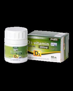 JutaVit D3-vitamin 2500NE Oliva kapszula 40x